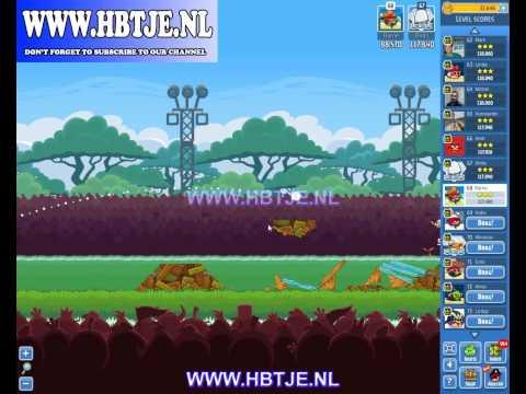 Angry Birds Friends Tournament Week 80 Level 2 high score 119k (tournament 2)
