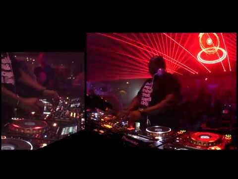 Carl Cox at The Revolution, Space Ibiza [Party Music Video]