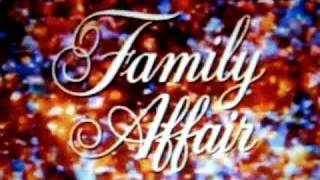 Family Affair Alternate Opening Theme Season 3