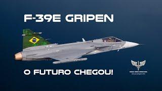 A primeira aeronave multimissão F-39E Gripen chegou ao Porto de Navegantes, em Santa Catarina (SC), no domingo, dia 20 de setembro, após ter sido transportada em um navio, de Norrköping, na Suécia. Na madrugada do dia 22 de setembro, o F-39E Gripen foi conduzido até o aeroporto de Navegantes, local de preparação para o primeiro voo em espaço aéreo brasileiro.