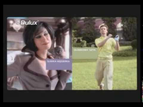 Dulux - Reklama