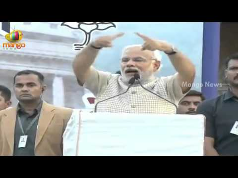 Narendra Modi Victory Speech - Part 2 - Indian Election results 2014