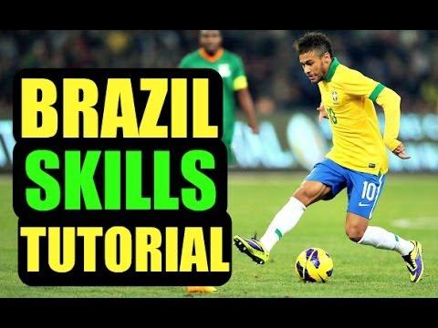 Learn Incredible Flick Up - World Cup Brazil Skills 2014 ★ HD Ronaldo/Neymar Skills
