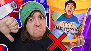 DON'T BUY! 14 REASONS WHY GUAVA JUICE DIY BATH BOMB Kit is NOT worth it SaltEcrafter #43