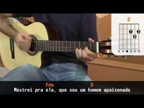Da Cor do Pecado - Fernando e Sorocaba (aula de violão simplificada)