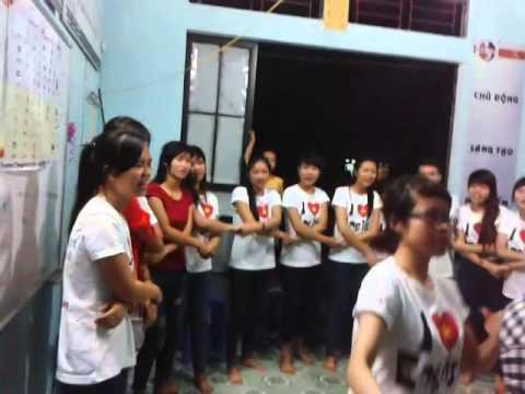 Học  tiếng anh hưng yên  - Chúc mừng sinh nhật Hồng Anh