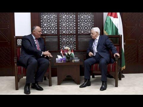 ماذا وراء الحراك الدبلوماسي حول القضية الفلسطينية  ؟