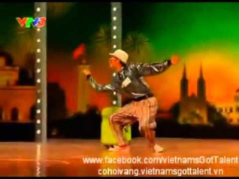 Nhảy Hip Hop - Vietnam's Got Talent