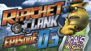Ratchet and Clank - Episode 3: Spiderman