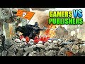 Gamers VS Publishers This Week in Gaming FPS News