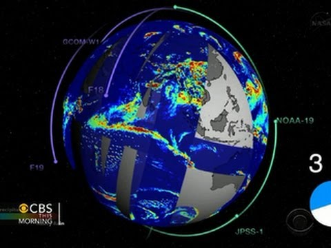 Weather satellite will help extreme weather predicting