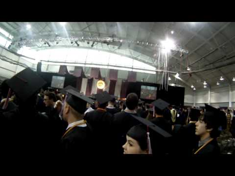 Rose-Hulman Institute of Technology Class of 2014 Commencement (part 5 of 5)