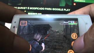 Resident Evil 4 Para Android Www.espacoandroid.com