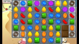 Candy Crush Saga Level 167 [OLD / ALT]