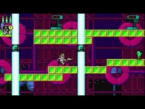 Angry Video Game Nerd Adventures - E3 2013 Stage Demo