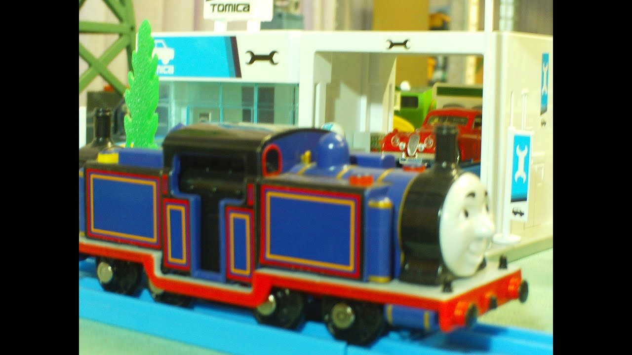 Video For Children Toy Trains Tomy Train Mighty Mac For