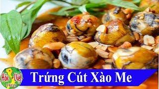 ✅ Ai Cũng Mê Mẩn Với Món CÚT LỘN XÀO ME Siêu Ngon Mà Dễ Làm Này | Hồn Việt Food