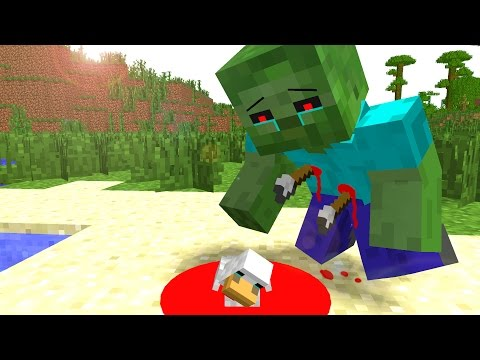 All Minecraft Life - Craftronix Minecraft Animation