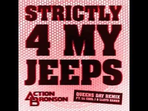 Action Bronson - Strictly 4 My Jeeps (Queens Day Remix) ft. LL Cool J & Lloyd Banks