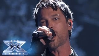 """Finale: Jeff Gutt Performs """"O Holy Night"""" THE X FACTOR"""