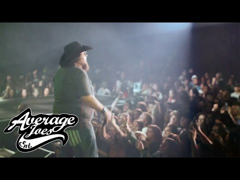 Mr. Goodtime TV - Colt Ford on the road with Florida Georgia Line - Nov 28, 2013