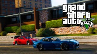 GTA 5 Online: How To Keep Luxury & Sports Cars Without A