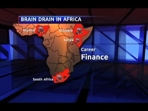 Africa is suffering a brain drain - Ethiopia among the hardest hit