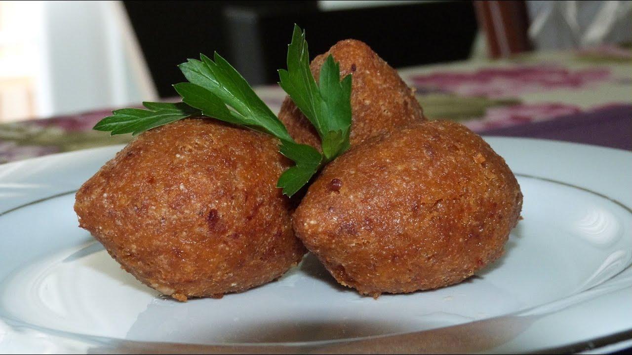 Içli köfte tarifi lezzetli köfte tarifleri nasıl yapılır ...