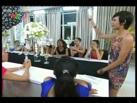 Vietnam's Next Top Model 2012 - Tập 4 - FULL MOVIE