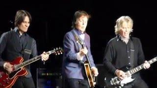 Paul McCartney - May 4, 2016 - Target Center, Minneapolis - Full Concert