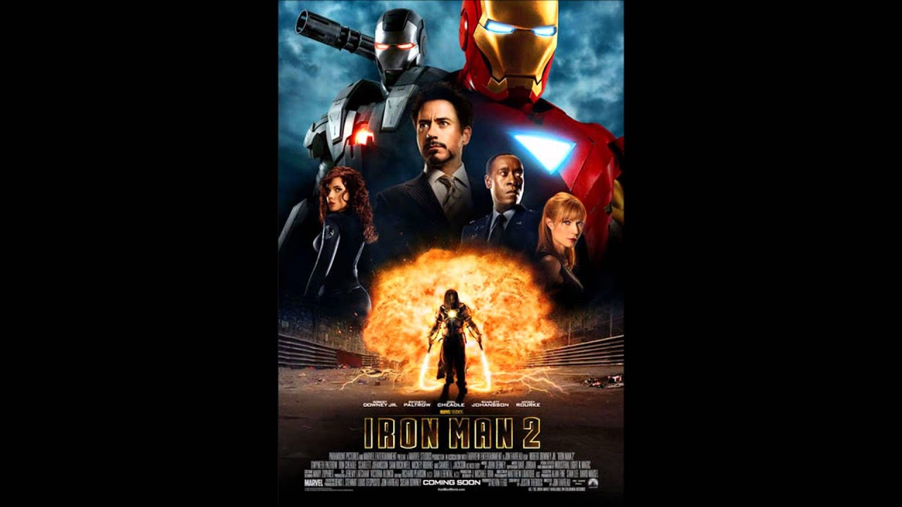iron man 2 video
