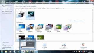 Como Mudar A Cor Da Barra De Tarefas Do Windows 7
