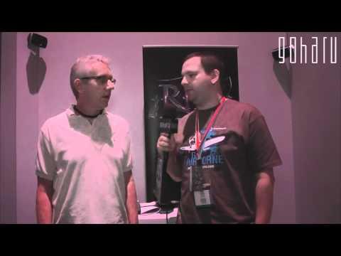 Эксклюзивное видеоинтервью GoHa.Ru с вице-президентом по развитию игры