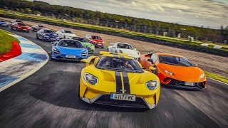 Performance Car Of The Year 2017 Trailer - Top Gear. Watch online.