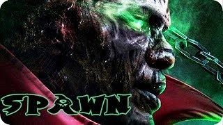 SPAWN Movie Preview (2018) What to Expect from the New SPAWN Movie Reboot!