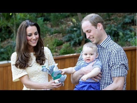 Kate Middleton and Prince William Clear Their Schedules For George's Birthday