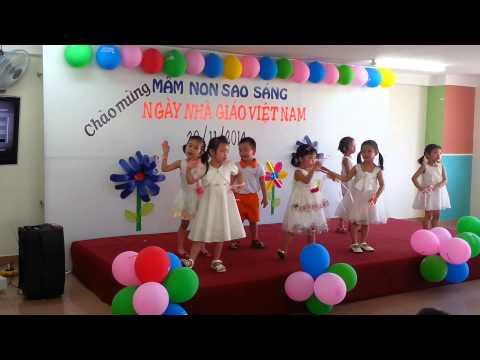 Nhảy múa Con Heo Đất (Chào mừng Ngày Nhà Giáo Việt Nam 20/11/2014)