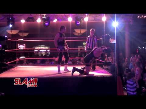 SLAM Jam! 2 Adam Idol Vs Layton Cole - Weston-Super-Slam
