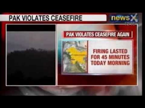 Pakistan LoC Fire: 36 ceasefire violations by Pakistan in 16 days at LoC