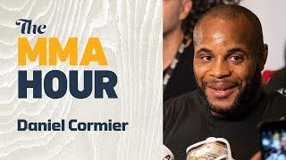 Daniel Cormier Explains Why He's Pushing Back Planned Retirement Date