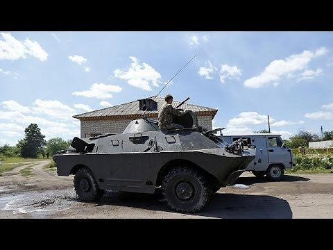 Ukraine calls week-long ceasefire in fight against rebels