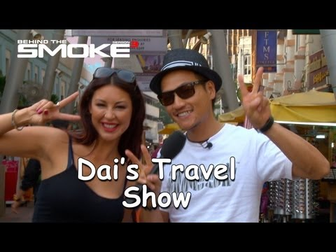 Behind The Smoke 3 - Ep18 - Dai's Travel Show Feat. Melyssa Grace