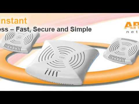 Aruba Instant 105 Wireless Access Point