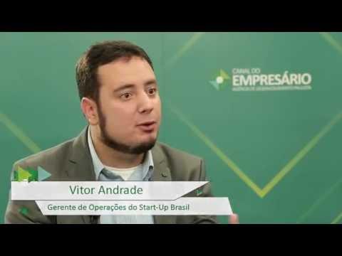 Vitor Andrade - O que é uma Startup?
