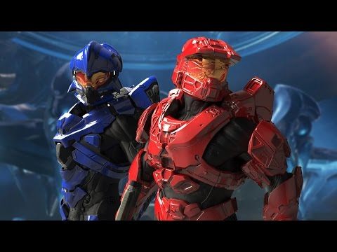 Halo 5 Beta: Slayer on Empire - IGN Live