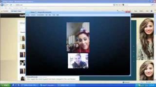 Ariana Grande Skype Experience!