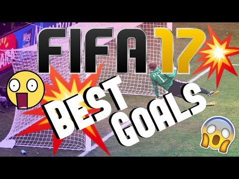 THE BEST GOALS OF FIFA 17 COMPILATION!!! (Personal Best Goals Comp)
