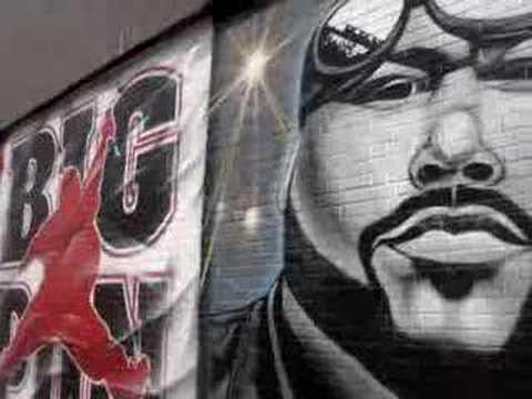Big pun mural bx youtube for Big pun mural bronx