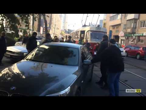 Парковщик года. Киев, борьба с неправильной парковкой