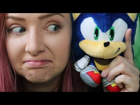 SONIC THE BOOBHOG?? | 1UP Unboxing